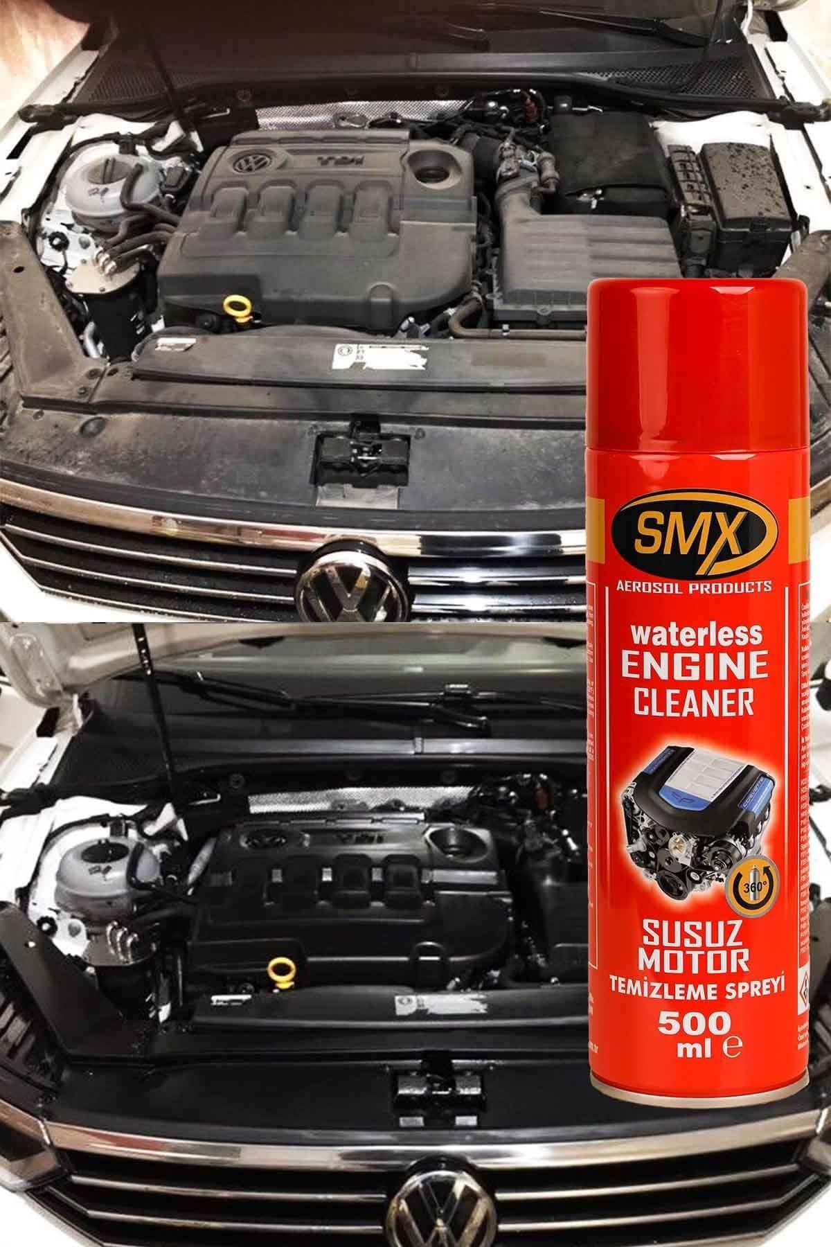 SMX Susuz Motor Temizleme Spreyi / Seramik Cila / Hızlı Cila / Pratik Cila / MUHTEŞEM 2'Lİ