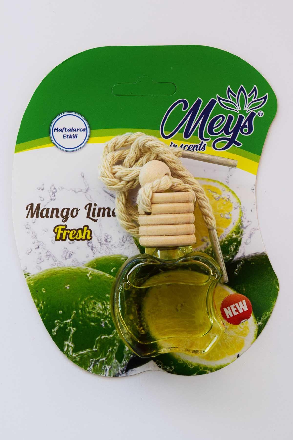 Araç Ayna Bağlamalı  Mango Limon Ferahlığı