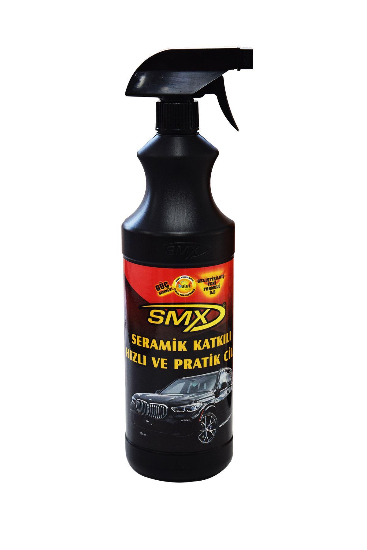 SMX Seramik Cila / Hızlı Cila / Pratik Cila (1 LT)