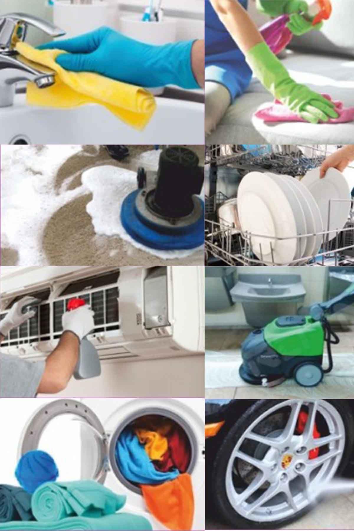 SMX Seramik Cila / Hızlı Cila / Pratik Cila / Nano Genel Amaçlı Temizleyici / Banyo Temizleyici / Fayans Temizleyici / Derz Temizleyici