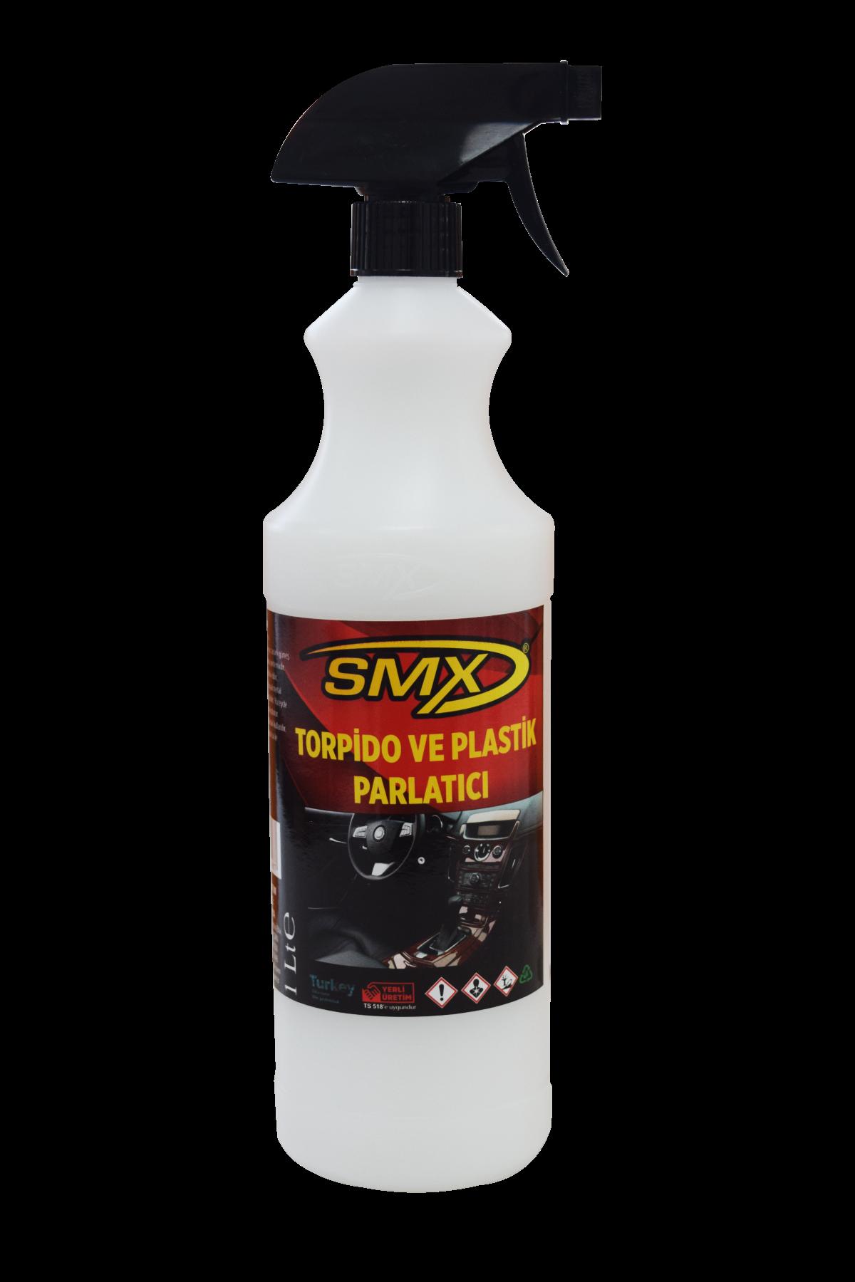 SMX Torpido Parlatıcı / Plastik Aksam Parlatıcı (1 LT)