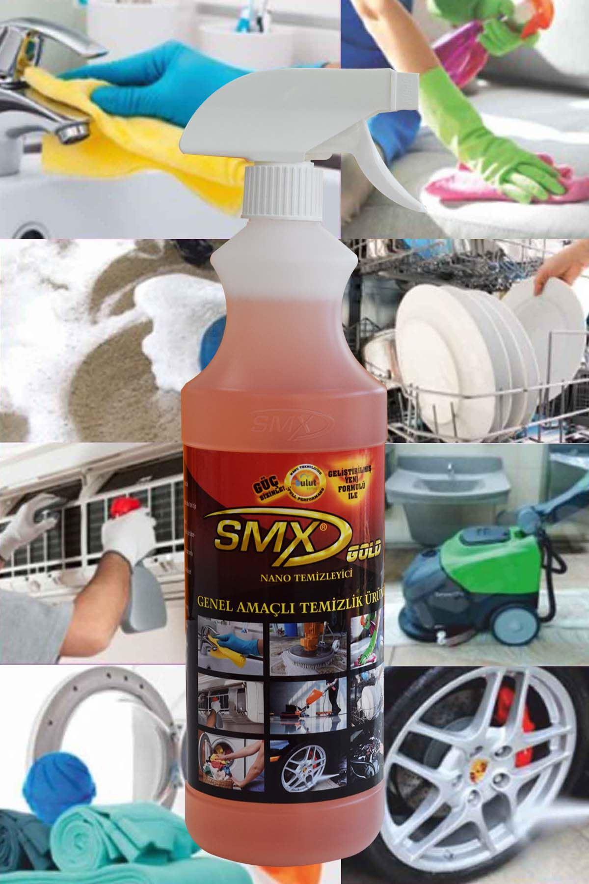 SMX Nano Genel Amaçlı Temizleyici 3 Adet